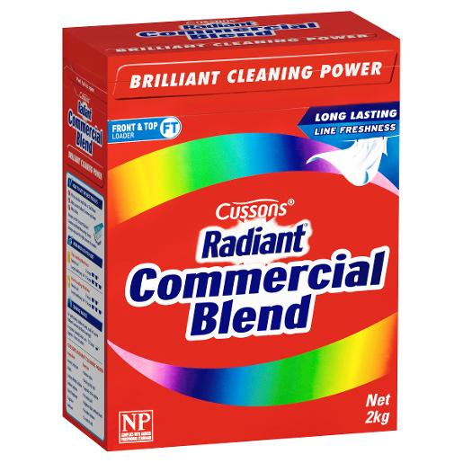 COMMERCIAL LAUNDRY CONCENTRATE POWDER 12KG