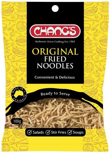 FRIED NOODLE ORIGINAL FLAVOUR 100GM