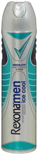 ICE COOL AEROSOL ANTIPERSPIRANT 250ML