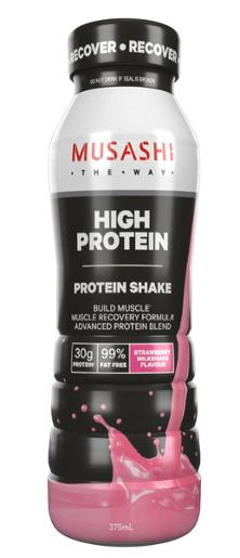 P30 PROTEIN STRAWBERRY 375ML
