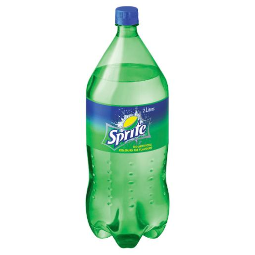 SPRITE LEMONADE SOFT DRINK 2L