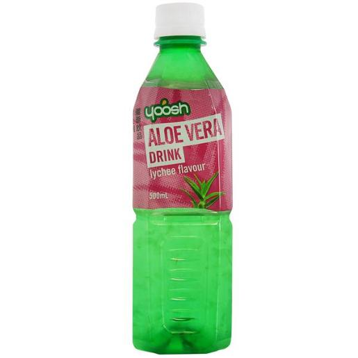 ALOE VERA DRINK WITH LYCHEE 500ML