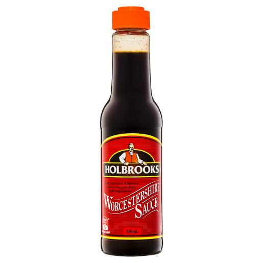 SAUCE WORCESTERSHIRE 250ML