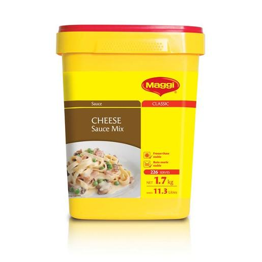 CHEESE SAUCE 1.7KG