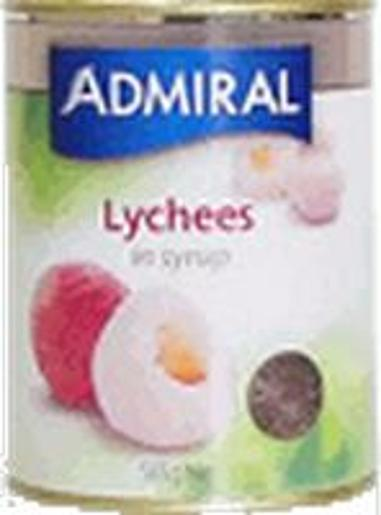 LYCHEES IN SYRUP 565GM