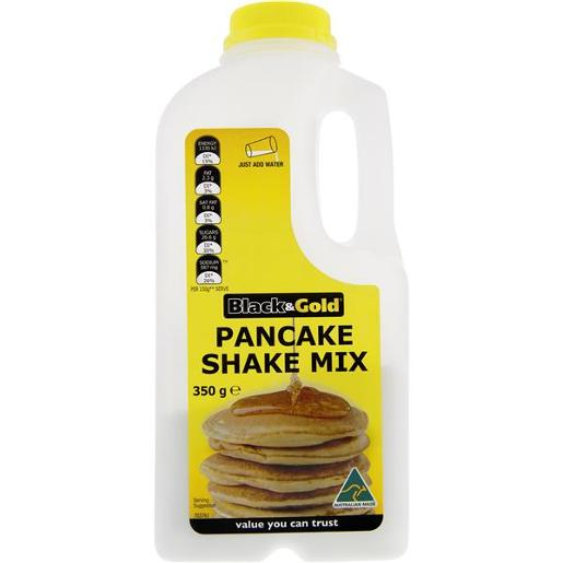 PANCAKE SHAKE MIX 350GM