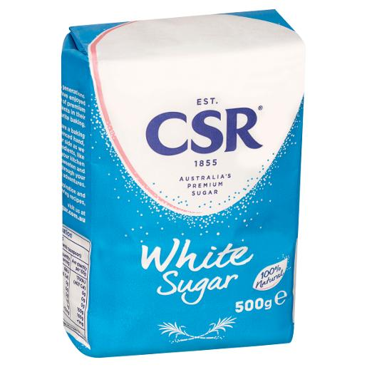 WHITE SUGAR 500GM