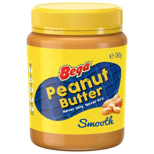 PEANUT BUTTER SMOOTH 780GM